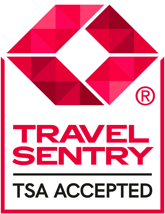 Travel Sentry TSA Accepted